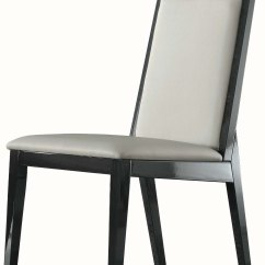 Modern Gray Dining Chairs Colorful Kitchen 5 Piece Set Versilia Collection Rc