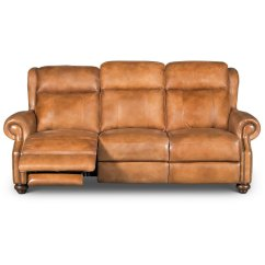 Best Sectional Sofas For The Money Brothers Furniture Sofa Whiskey Light Brown Leather Power Reclining - Hancock ...