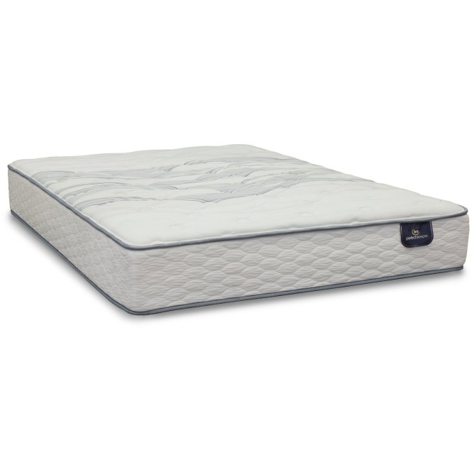 224152 3050 Queen Mattress Serta Traymoor Luxury Firm Perfect Sleeper