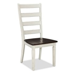 Ladderback Dining Chairs White Wicker Uk Ladder Back Chair Glennwood Rc Willey Furniture Store