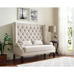 Storage Bench Living Room Beach Colors For Shop Benches And Dining Rc Willey Furniture Store Clearance Beige Upholstered Banquette Kaylee