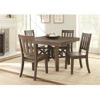 Java 5 Piece Dining Set - Mayla Collection | RC Willey ...
