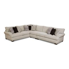 Marco Cream Chaise Sofa By Factory Outlet Turquoise Sleeper Sectional Sofas Modern View The Emory Slipcovered Two Piece White And Gray With Laf Griffin Rc Willey Sectionals