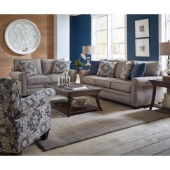 Sofa Bed Living Room Sets Design Ideas Tv On Wall Casual Traditional Taupe 2 Piece Set Heather Rc Willey Furniture Store