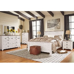 king size bed, king size bed frame & king bedroom sets | rc willey