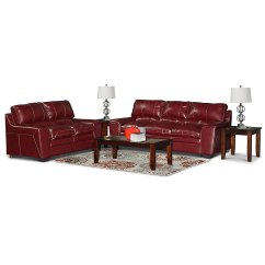 Red Living Room Set Image Interior Design Casual Contemporary 5 Piece Caruso Rc Willey Furniture Store