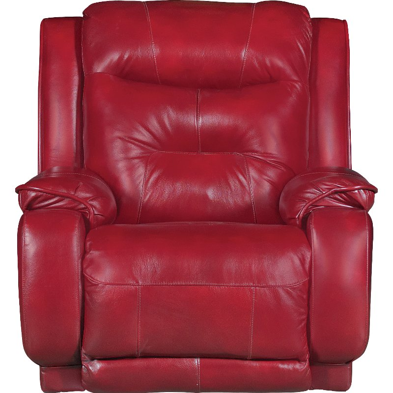 red recliner chairs kids at target marsala leather match reclining power lift chair cresent rc willey furniture store