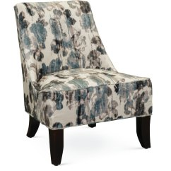 Aqua Accent Chair Big Man Folding Armless Cream And Diana Rc Willey Furniture Store