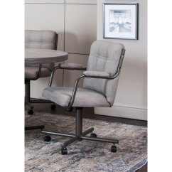 Caster Dining Chairs Mesh Desk Graphite Gray Chair Timber Rc Willey Furniture Store