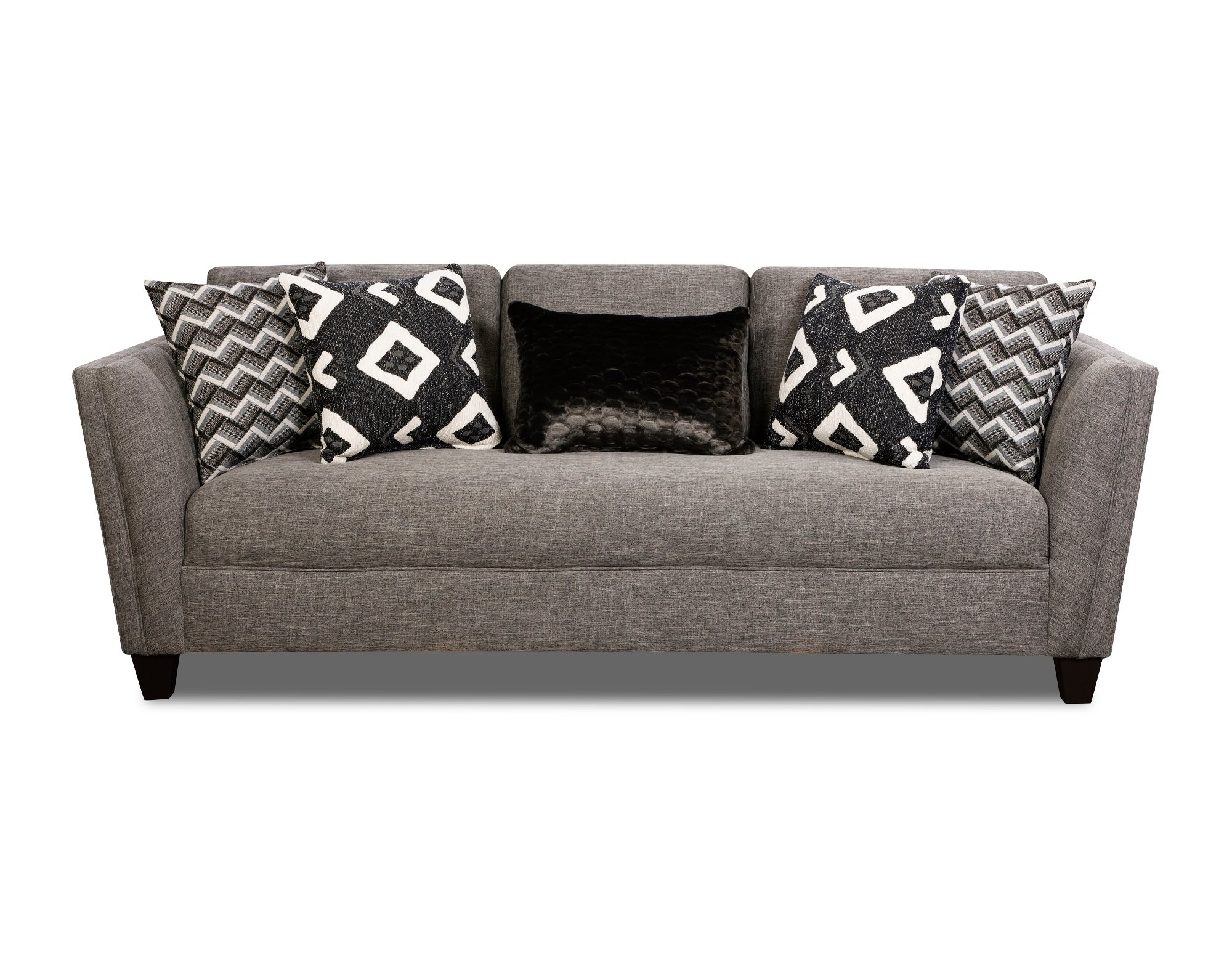 jamestown 2 piece sofa and loveseat group in gray stickley fayetteville sleeper modern contemporary living room set carbon