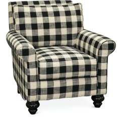 White Club Chairs Havertys Dining Black And Buffalo Plaid Accent Chair Blake Rc Willey Furniture Store