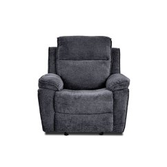 Blue Glider Chair Lazy Boy Office Replacement Parts Navy Recliner Castaway Rc Willey Furniture Store