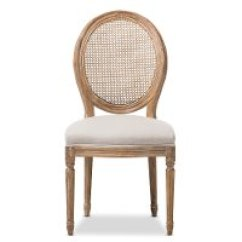 Cane Back Dining Room Chairs Spider Man Chair French Vintage Upholstered Adelia Rc 133 7335 Rcw
