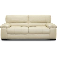 Sienna Sofa Marley 3 Seater Fabric Bed With Storage Chaise Contemporary Smoke White Leather Rc Willey Furniture Store