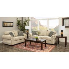 Sofa Bed Living Room Sets Light Green Accessories Coffee Brown 2 Piece Set With Southport Rc Traditional Canvas 7