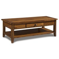 Cross Country Coffee Table