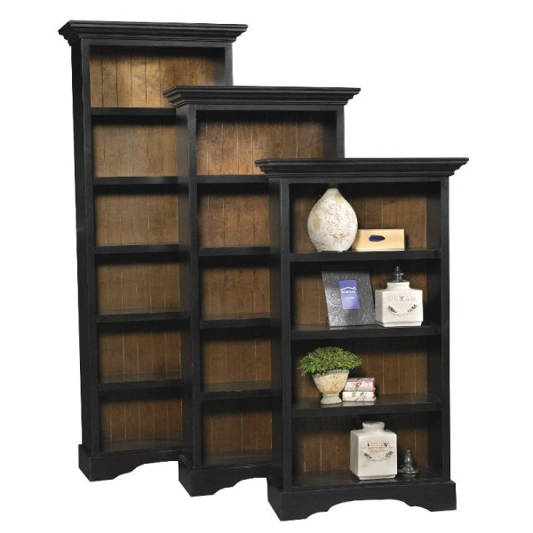 Transitional Bookcases for Office