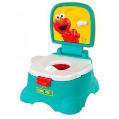 3 In 1 Potty Chair Steel For Dining Table Elmo Horray Sesame Street Rc Willey Furniture Store