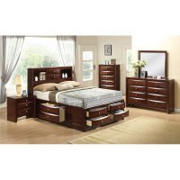 Emily 7-Piece Queen Bedroom Set