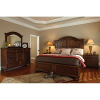 Carolina Preserves 6-Piece Cal-King Bedroom Set