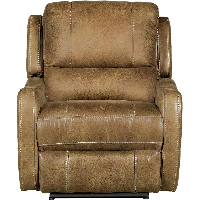 lay flat recliner chairs desk chair repair brown power rc willey furniture store