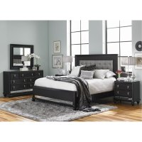 Black Queen Bedroom Sets