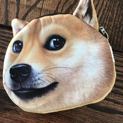 Doge Coin Purse! - Wholesome Memes Card Exchange 2018 ...