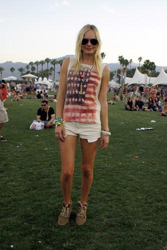 Kate Bosworth Coachella Style 2011