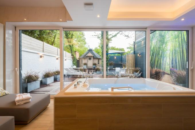 Vitala  Priv sauna  Heverlee  Vlaamsbrabant  Relaxybe