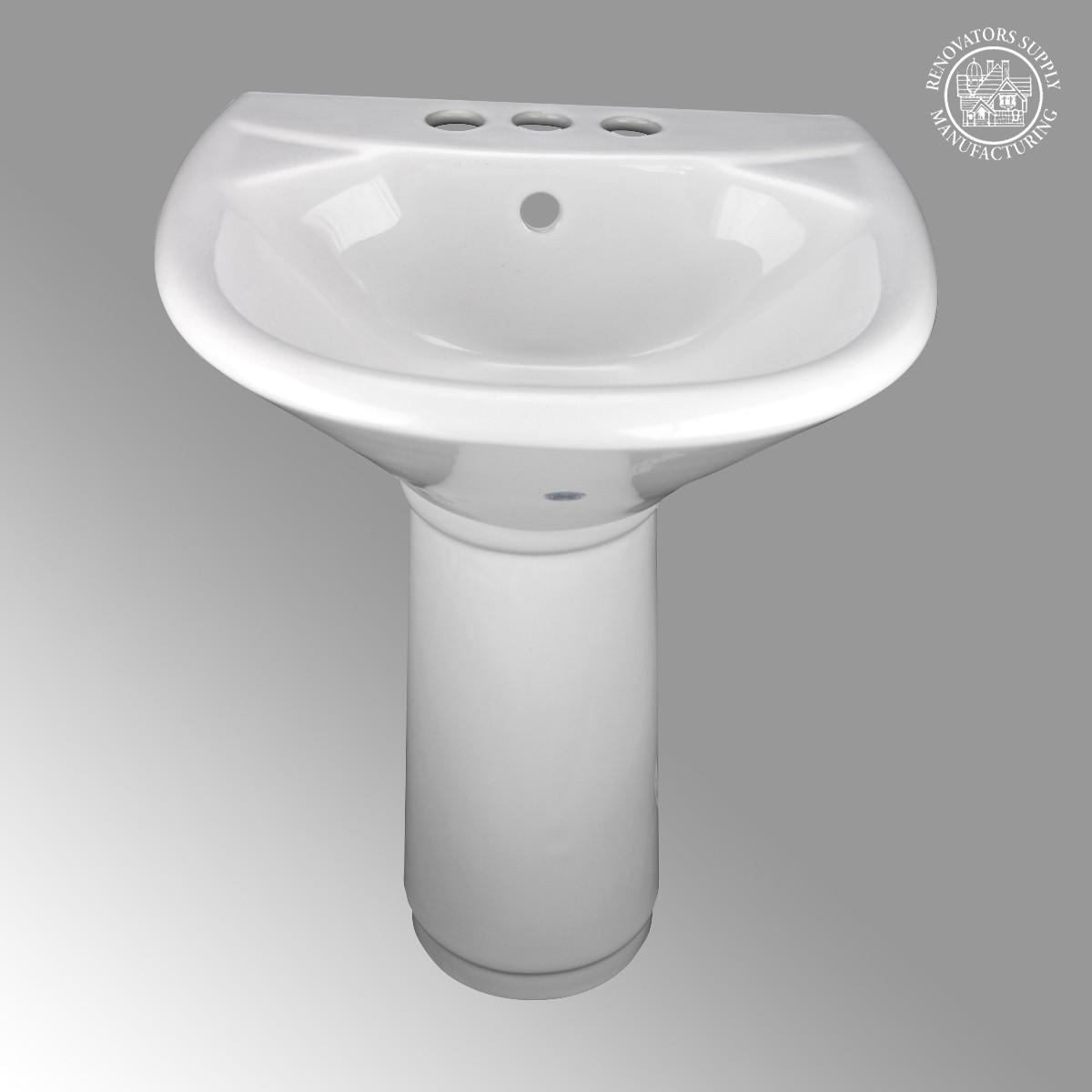 Children39s Pedestal Sink Kids Wash Station White China