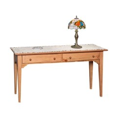 Pine Sofa Tables Sectional Sleeper New York Table Honey Enfield 27 5 Quoth X 52 Quotw