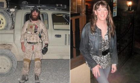 Chris Beck pensiun dari Navy SEAL berubah menjadi Kristin Beck