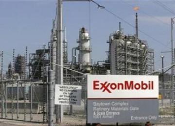 Exxon Mobil di Blok Cepu