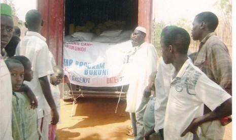 Islam di Burundi: Geliat Islam di Tengah Konflik
