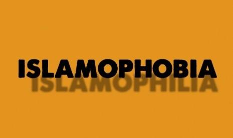 Islamofobia (ilustrasi)