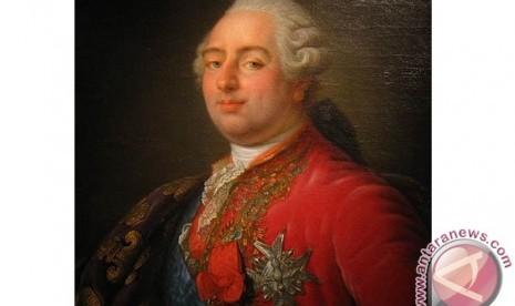 Jejak Darah Louis XVI Ditemukan di Sebuah Kendi