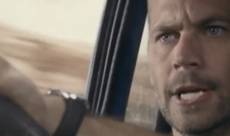 Paul Walker dalam sekuel Fast and Furios 6.