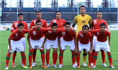 Jadwal Timnas U19 Piala Asia AFC