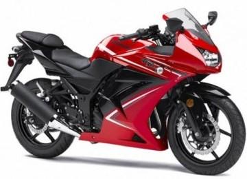 Kawasaki Ninja 250 Terbaru Kehilangan Huruf 'R'
