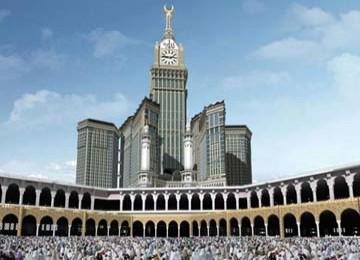 Lantunan Adzan dari Makkah Terdengar Hingga Tujuh Km