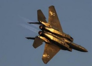 Lagi, Pesawat Tempur Israel Hujani Gaza dengan Bom