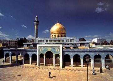 Masjid Sayyidah Zainab Damaskus, Integrasi Segala Bentuk Keindahan