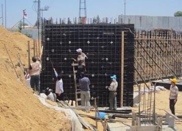 Akhirnya, Rumah Sakit Indonesia di Gaza Mulai Dibangun