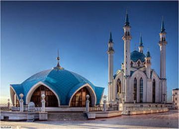 Masjid Qolsharif: Simbol Kemerdekaan Bangsa Tatar di Rusia