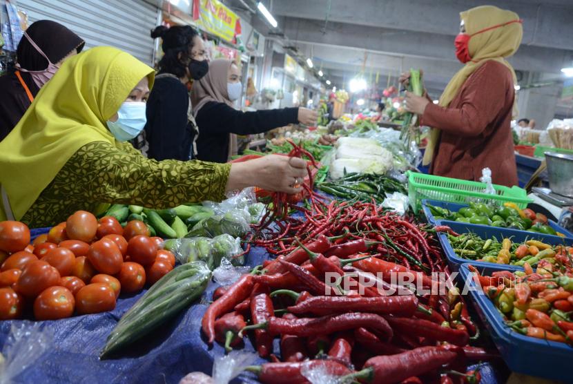 Pembayaran mudah, pengiriman cepat & bisa cicil 0% Harga Sayur Mayur di Pasar Kota Medan Beranjak Naik | Republika Online