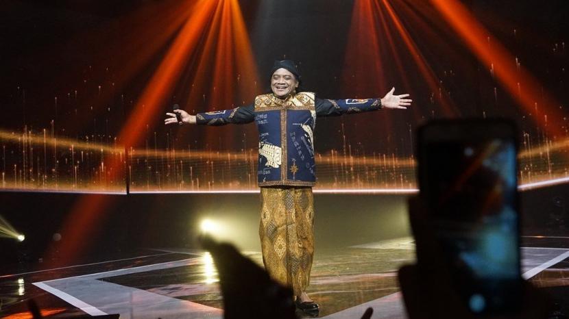 Rekaman Konser Terakhir Didi Kempot Bikin Jakarta Ambyar