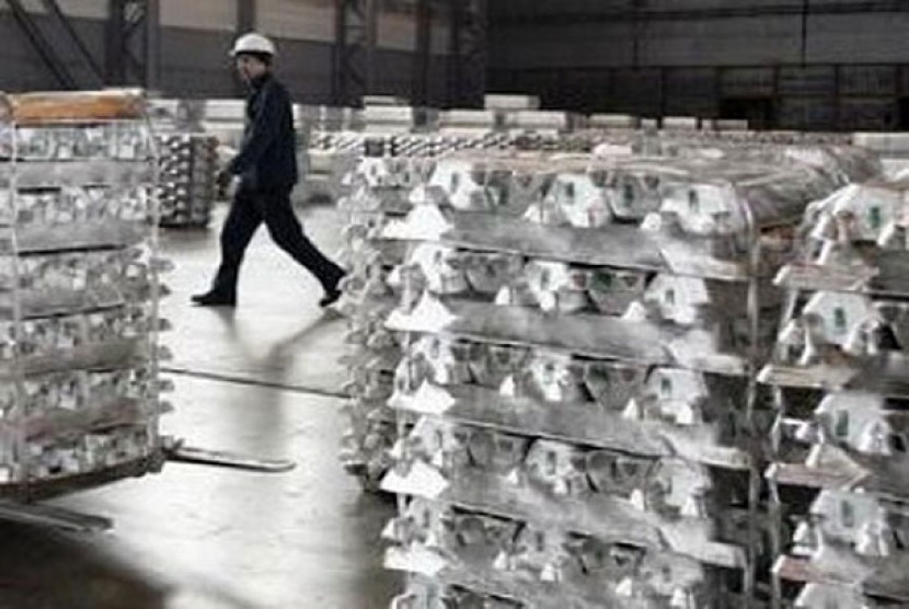 Alumunium produk Inalum