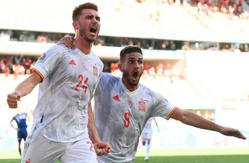 Juara piala eropa tiga kali, spanyol, menghadapi slovakia pada pertandingan penutup grup e euro 2020. Bek Spanyol Antusias Hadapi Negara yang tak Menganggapnya ...