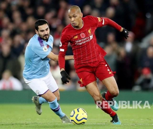 Gundogan Liverpool Pantas Jadi Juara Liga Inggris Republika Online