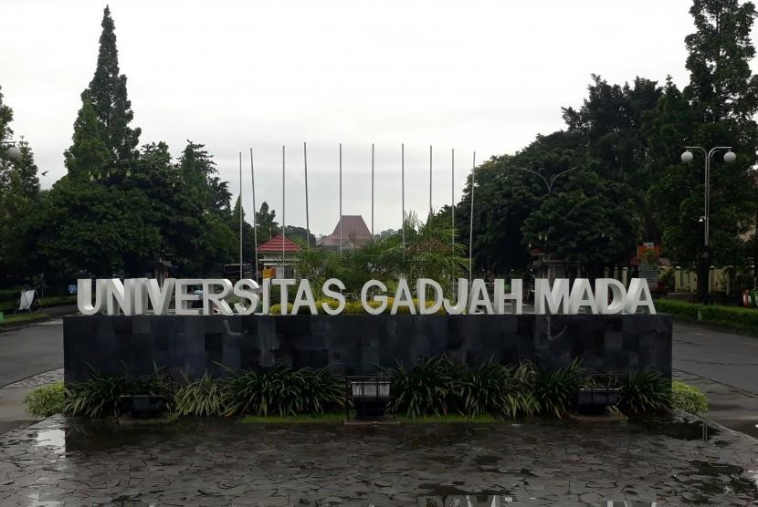 Kampus UGM.